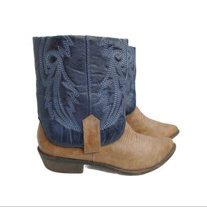 Coconuts by Matisse Marx Western Boots